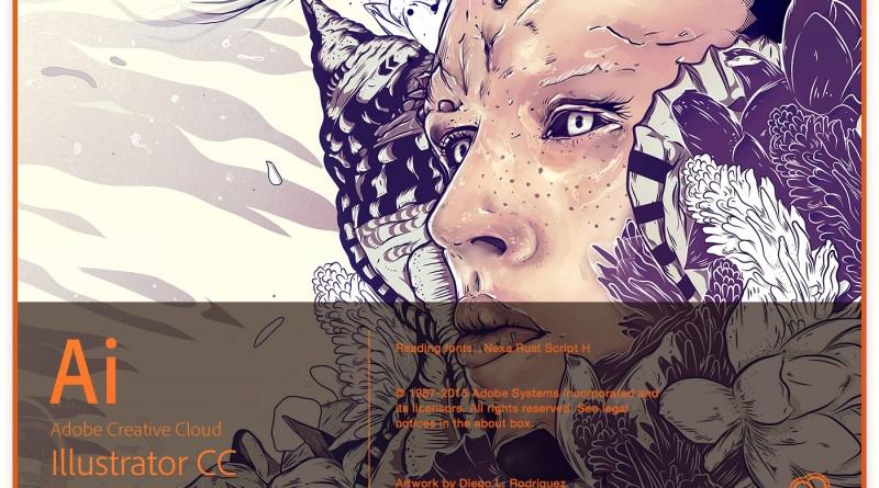 Adobe Illustrator Creative Cloud 2015