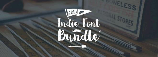 Indie Font Bundle