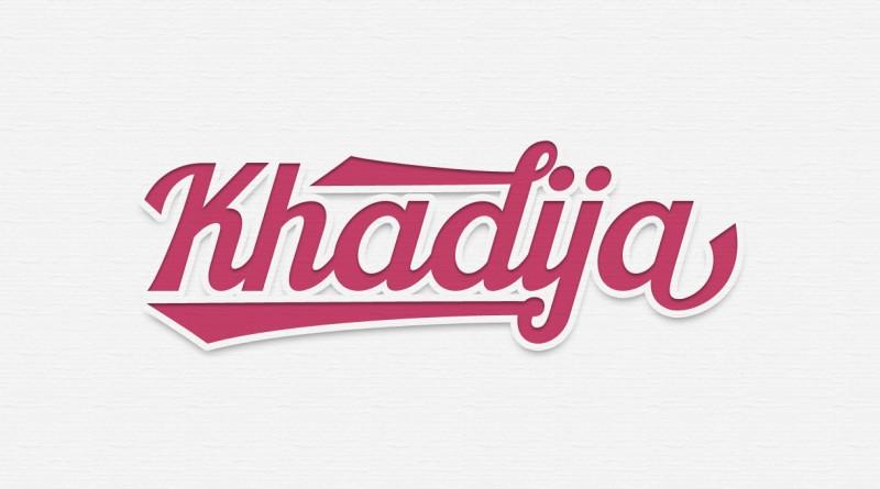 Khadija Script
