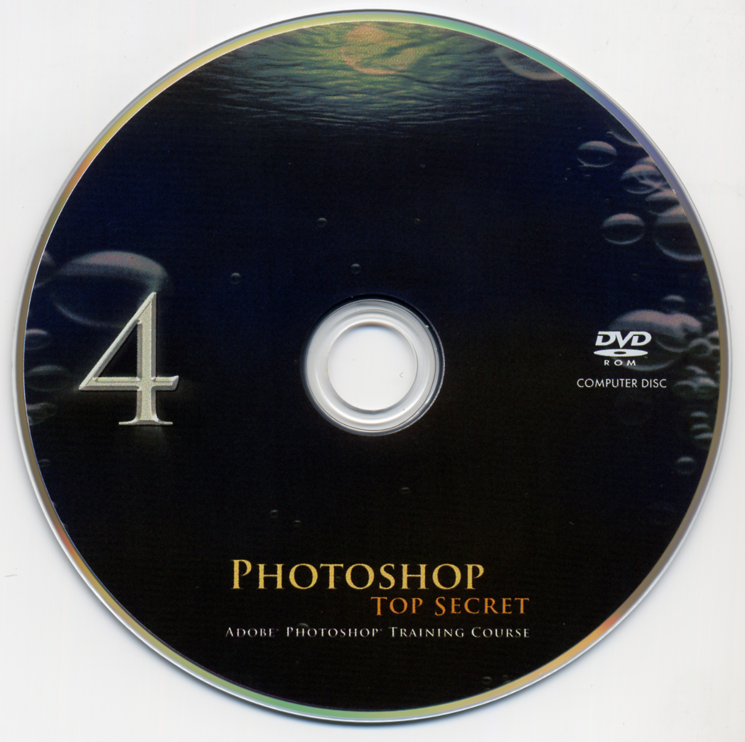 photoshop top secret_Disc4_Cover