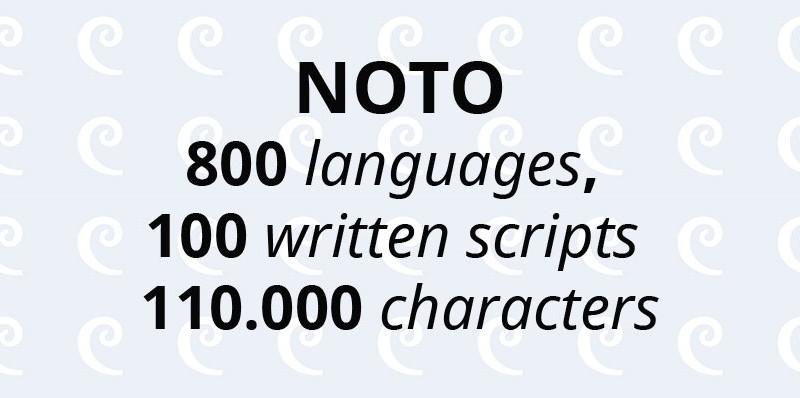 Tải ngay bộ font chữ tuyệt đẹp Google mới tung ra cho hơn 800 ngôn ngữ, có Việt Nam