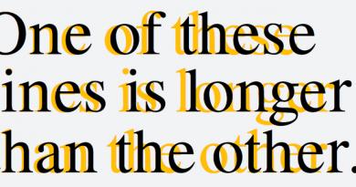 """Đây là một font chữ có thể giúp bạn """"gian lận"""" trong bài tập luận văn đánh máy!"""