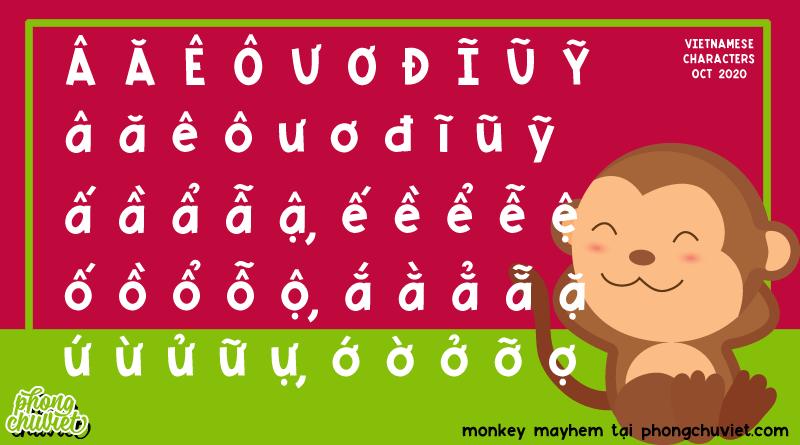 "Việt hóa | FS Monkey Mayhem: ""Chú khỉ"" vui nhộn của Stacy ^^"