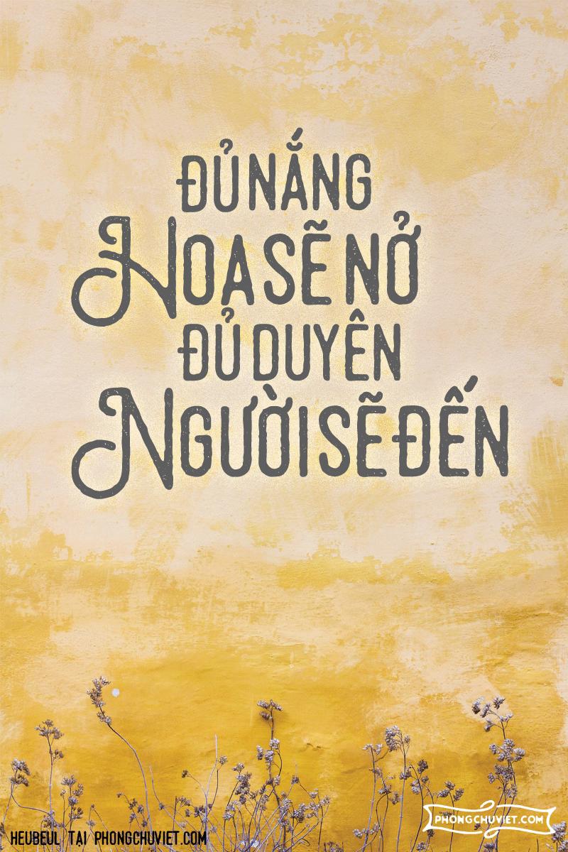 Việt hóa   FS Heubeul: Nét vintage viết tay của Wandery Supply