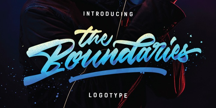 Dirtyline Studio | The Boundaries (2 fonts) ~ $20