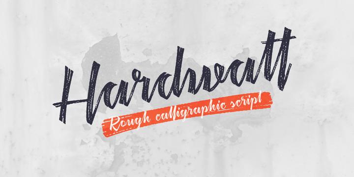 Gleb Guralnyk | Hardwatt (1 font) ~ $13