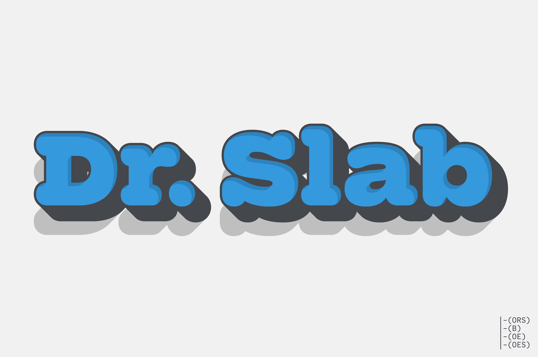 Dharma Type | Dr. Slab (13 fonts) ~ $25